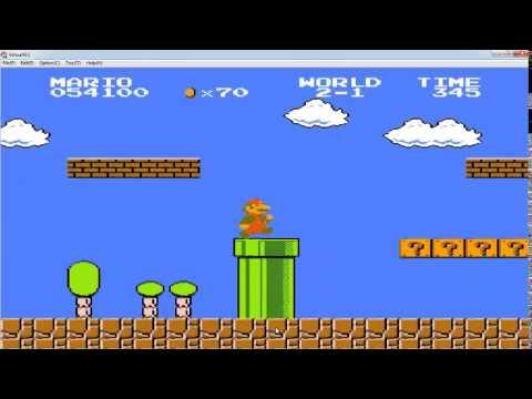 Juegos Viejos Super Mario Bros Youtube