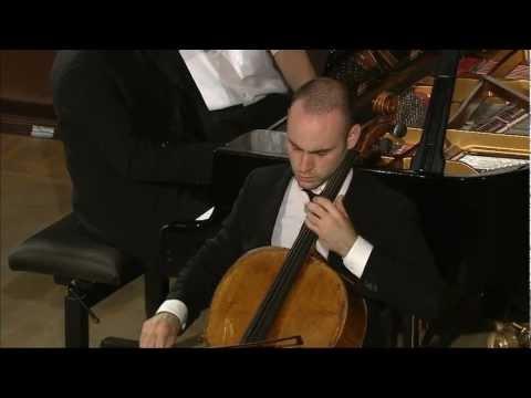 TCHAIKOVSKY Pezzo Capriccioso, Jakob Koranyi - cello