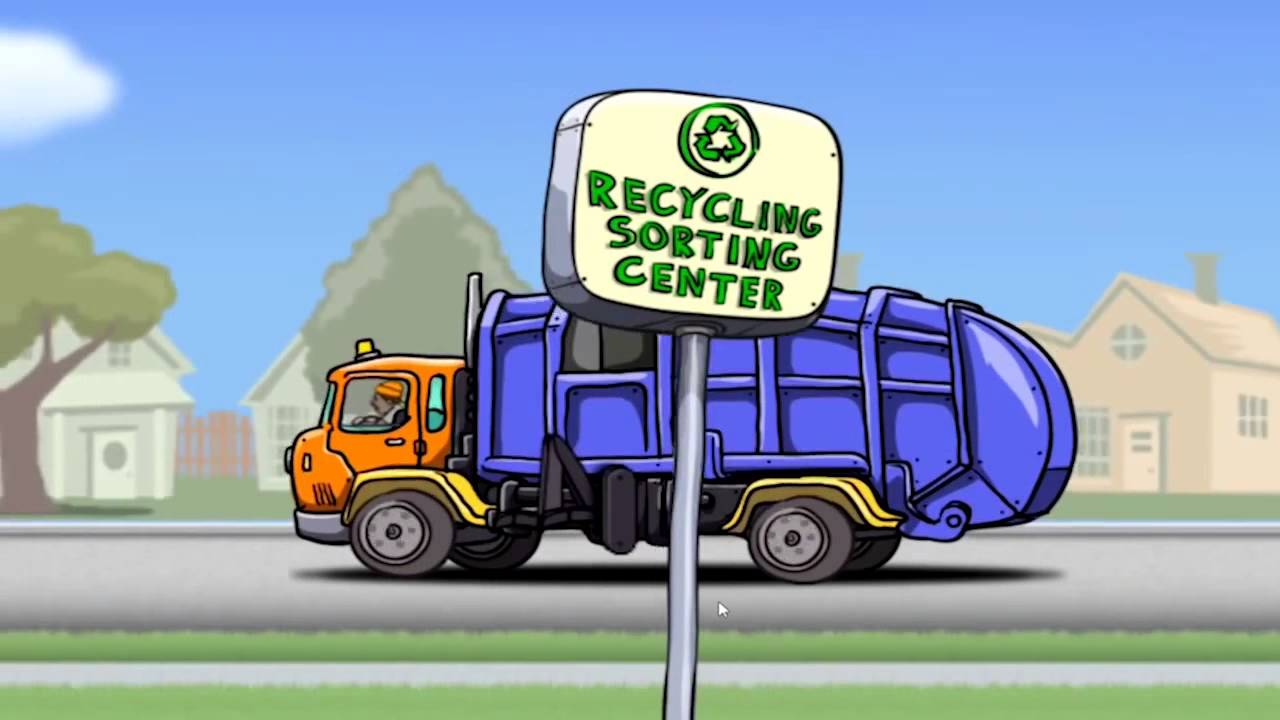 Free junk car recycling - Videos for kids - YouTube