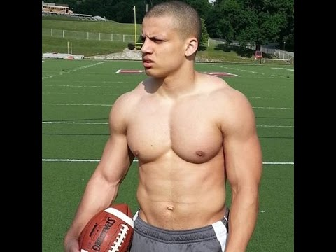 Tyler1 Transformation - Bodybuilding and Football [MOTIVATION]