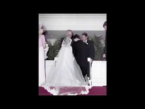 June 21, 1968 Wedding