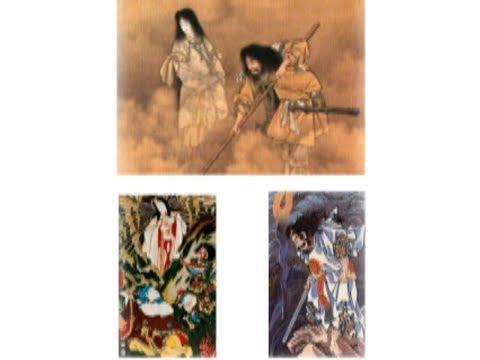2363(1)Gods Genealogy・Izanagi=Enki+Izanami=Enlil Theory神々の系図・イザナギ=エンキ+イザナミ=エンリル説byはやし浩司