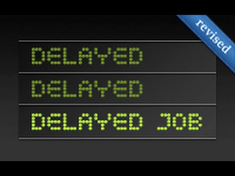 Ruby on Rails - Railscasts PRO #171 Delayed Job (revised)