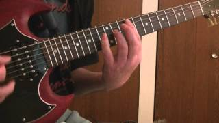 KISS-TOMORROW AND TONIGHT-RHYTHM GUITAR