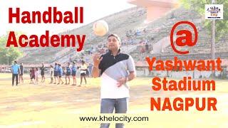 Khelo City @ Nagpur Dist. Handball Association, Yashwant Stadium, Nagpur