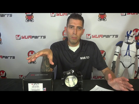GRAMS DBW 72mm Throttle Body Civic Si S2000 TSX UNBOXING