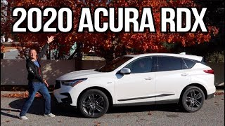 The Meaning of Life: 2020 Acura RDX on Everyman Driver