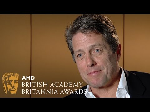 Hugh Grant on Ang Lee's severe direction on Sense and Sensibility - 2016 Britannias