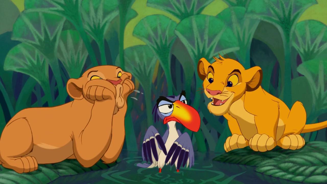Resultado de imagem para o rei leão o que eu quero mais é ser rei