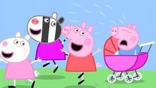 Peppa Pig English Episodes | Visiting Cousin Chole 🐷Year Of The Pig | Peppa Pig Official | 4K