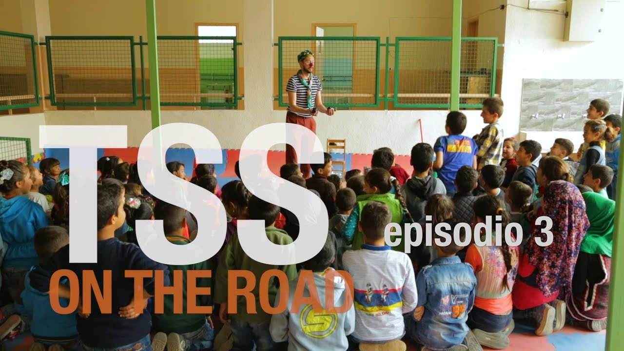 TSS on the ROAD - Episodio 3
