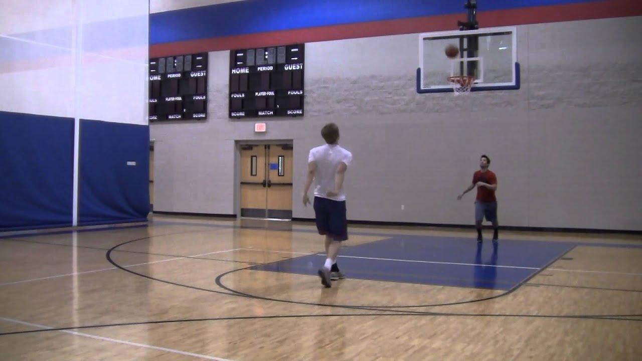 Ray Allen Shooting Drill - Basketball Shooting Drills