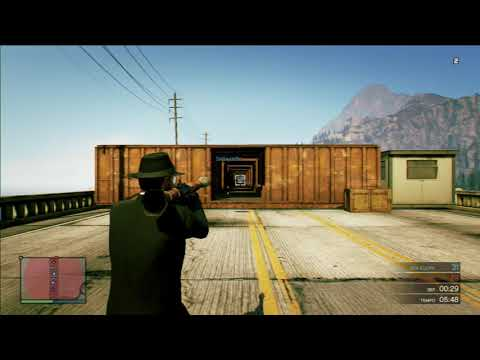 GTA V DEATHMATCH PS3-RPG Vs RPG INSANE TUNNEL NO COMMENTS