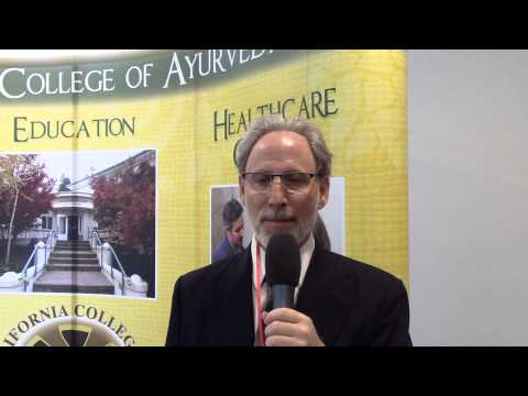 Dr. Marc Halpern from California College of Ayurveda