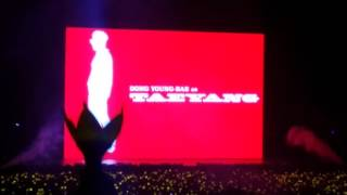 20151007 BIGBANG World Tour MADE in Mexico intro