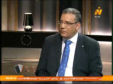 Prof. Abadi (Dean) and Dr. Reem Asaal interview Nile Life channel. GUC, German University in Cairo