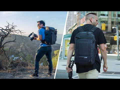 Best Camera Bags For FilmMakers And Photographers?