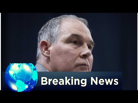 BREAKING: The energy 202: pruitt isn't the first to argue global warming may not be 'a bad thing'