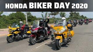 Toàn cảnh ngày hội Honda Motor Biker Day 2020, quy tụ gần 300 xe Motor các loại