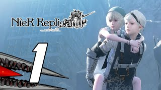 NieR Replicant ver.1.22474487139 (PS5) Gameplay Walkthrough Part 1 - No Commentary