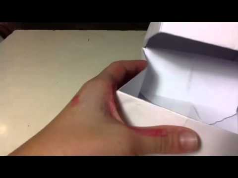 DIY - Super Easy Origami Envelope Tutorial | (Without Glue Tape ... | 360x480