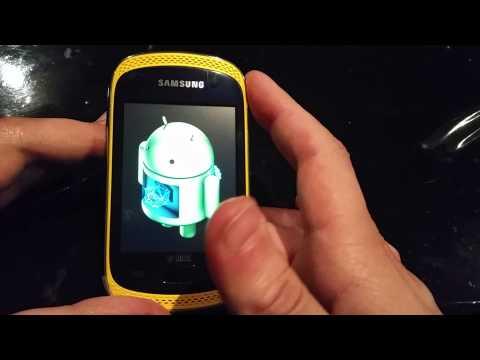 Reset  Samsung Galaxy Music duos S6012 (Hard Reset