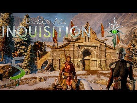 Dragon Age Inquisition #5 - Jenny La Rossa E Tante Chiacchere