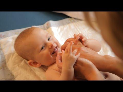 Was ist wichtig, wenn Mutter und Kind das Krankenhaus verlassen?