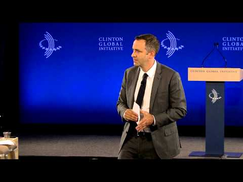 Mobilizing the Low-Carbon Economy - 2013 CGI Annual Meeting