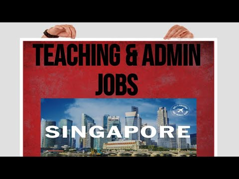 #Overcome  How To Apply Online Teaching Jobs In Singapore