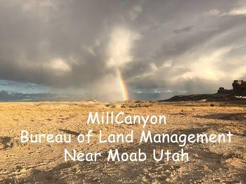 Gordon's go West #19, Bureau of land Management by Moab, UT