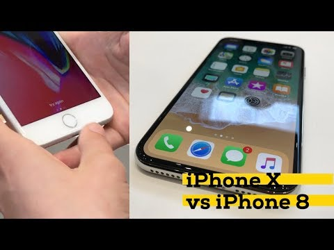 iPhone X vs iPhone 8 series: What's the difference? [iMore]