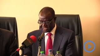 Governor Kiraitu Murungi suspends top county officials to allow for financial audits