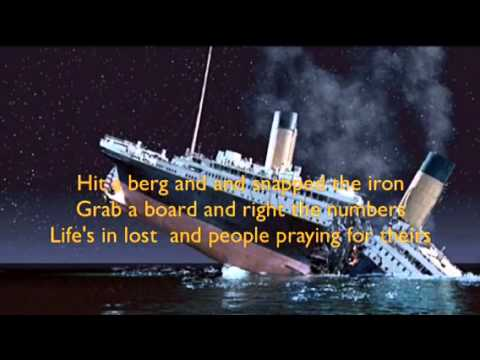 titanic poem analysis