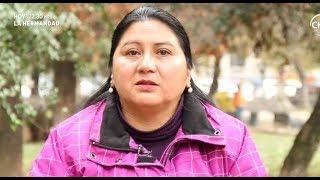 Flor agradeció a La Jueza la ayuda con los trámites de divorcio Parte 1 LA JUEZA
