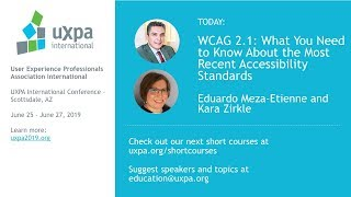 WCAG 2 1  What You Need to Know About the Most Recent Accessibility Standards