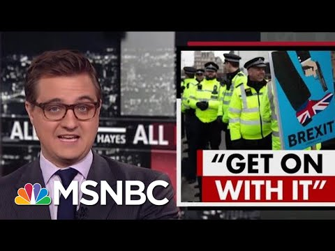 European Union Grants Britain A Short Extension For Brexit | All In | MSNBC