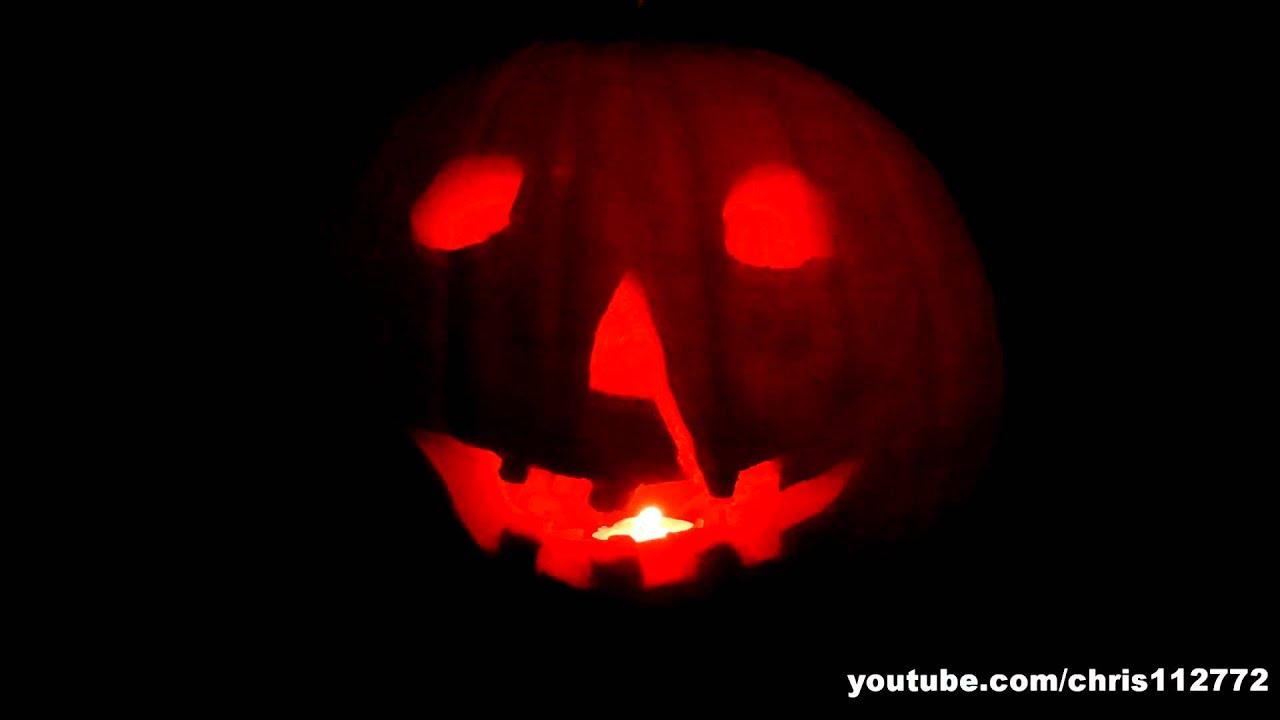 John Carpenter's Halloween pumpkin - YouTube