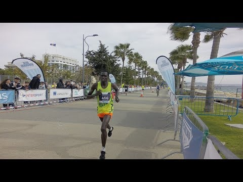 OPAP LIMASSOL MARATHON ---Runners only for the  42.195