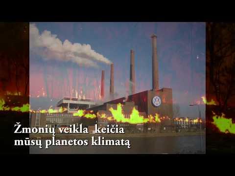 Klimato kaitos diena