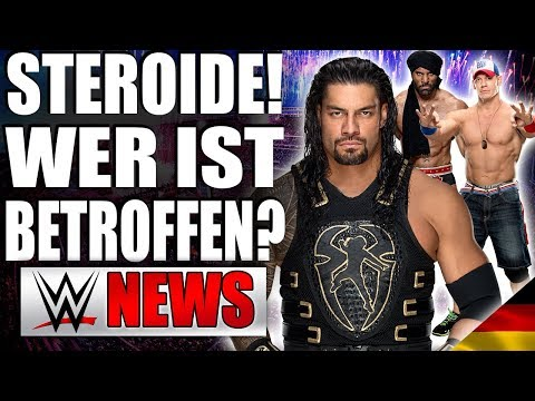 SteroidenSkandal - Wer ist alles betroffen?, Daniel Bryan In-Ring Freigabe? | WWE NEWS 19/2018