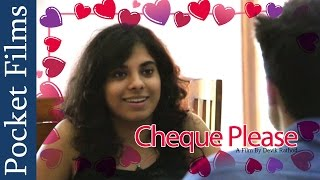 "Romantic Short Film - ""Cheque Please""- remember your first date? 