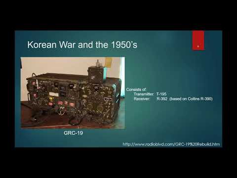 Military HF Radio - Episode 2 - Military HF History