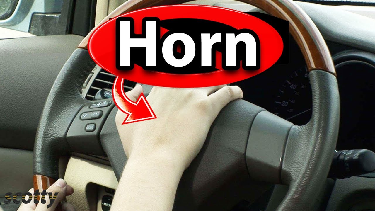 How To Fix Car Horn The Cheap And Easy Way Youtube Daihatsu Sirion Electrical Diagram