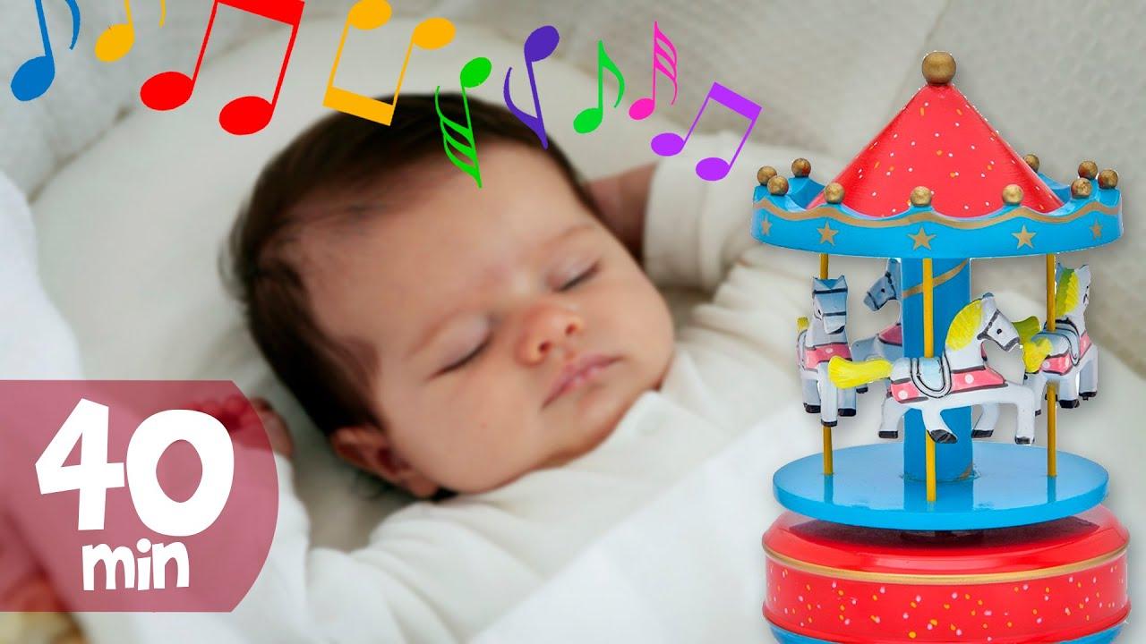 M sica para hacer dormir beb s profundamente canci n de cuna para bebes cajitas musicales - Aromas para dormir profundamente ...