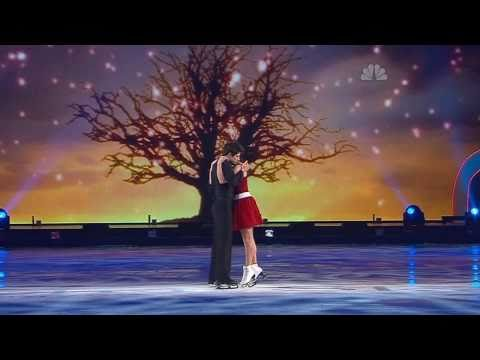 2010 All That Skate LA Virtue&Moir -I Want To Hold Your Hand