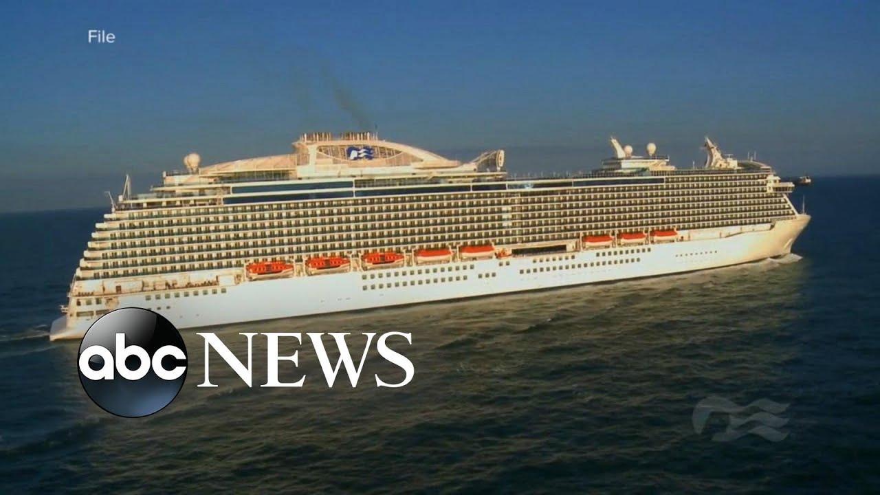 FBI, Aruba authorities investigate woman's cruise ship death