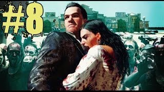 MOTORCYCLES AND POLICE BRUTALITY - Dead Rising 1 Walkthrough Part 8 Gameplay Lets Play Playthrough