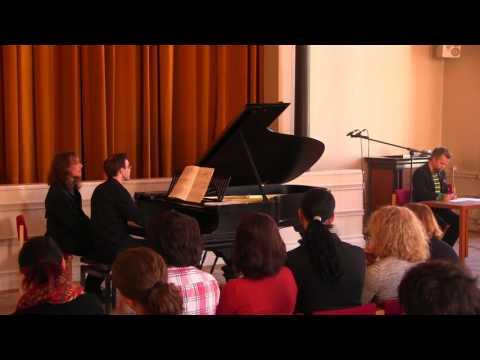 Jonas Olsson, piano: Future classics, part 2 (Pauset, Nicolaou, Simon, Lyytikäinen)