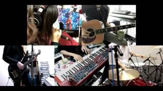 [HD]Koutetsujou no Kabaneri ED [ninelie] Band cover